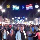 Feria illan hämärryttyä.