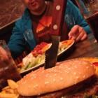 Hampurilaisenpullaa